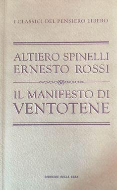 Dittatura europeista e manifesto di Ventotene