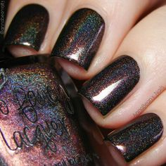 """@annabean1983 Too Fancy Lacquer """"The Night Porter"""" UK exclusive"""