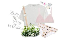 """Sweet Tooth, Bitter Tongue"" by elo1-1 ❤ liked on Polyvore"