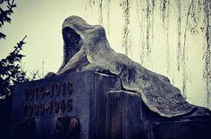 #worldwar #holocaust #memorial #monument #czech #pieta Sculptures, Lion Sculpture, Holocaust Memorial, World War, Statue, Artwork, Work Of Art, Auguste Rodin Artwork, Artworks