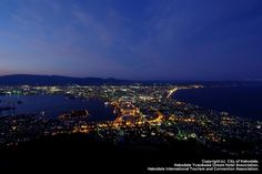 Mt.Hakodate Observatory | Hakodate | Japan Travel Guide - Japan Hoppers