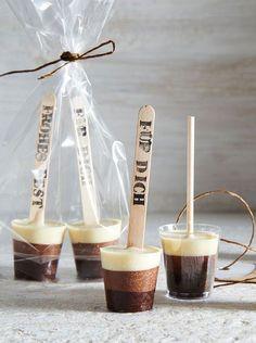 Heiße Schokolade zum Verschenken: diese Schoko Sticks sorgen für herbstliche Gemütlichkeit