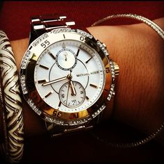 fb211de5411 What time is it  Sparkle Time! Cheap Michael Kors Watches
