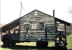 Unusual caravans