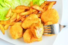Homemade chicken nuggets recipe - goodtoknow