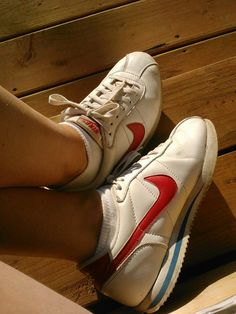 Old school 70's Nikes