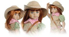 Maru and Friends :: New Childlike Friendship Dolls!  Beautiful faces!!