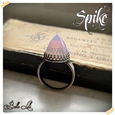 Spike Pink Ring. In love <3