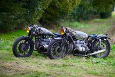 C'est ici qu'on met les bien molles....BMW Café Racer - Page 60