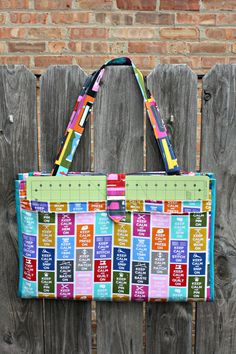 I'm very excited to introduce a new bag sewing pattern, the Camp Stitchalot Bag! This pdf pattern is now available in my pattern shop! This large bag has a specific purpose: toting all of your crafting or sewing supplies with you wherever you go! Although it would also be perfect for an art student,… Read More