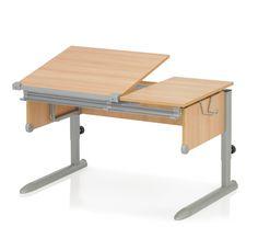 Kinderschreibtisch COMFORT mit flexibiler Tischplatte