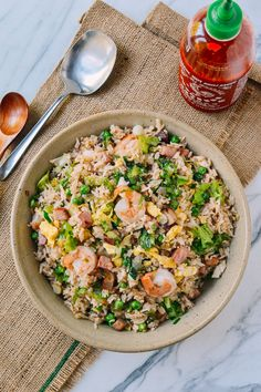 Young Chow Fried Rice, by thewoksoflife.com