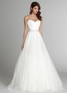 Elegant Alvina Valenta wedding dress idea