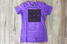 Unisex Redeemed Christian T-Shirt XS-2XL Unisex by 3ThirtyApparel
