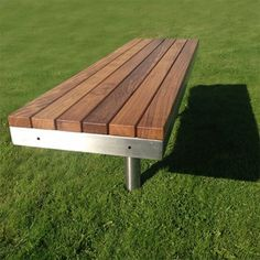 Gosford Bench. Length:2000mm. Width:490mm. Seat Height:450mm.