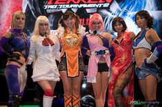 Tekken cosplay