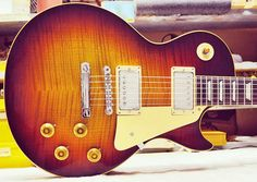 Historic Select 1959 Les Paul Reissue Vintage Gloss in Southern Fade