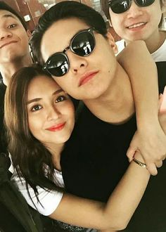 They always look so fresh 💙 Couples Vacation, Daniel Padilla, Kathryn Bernardo, Jadine, Ulzzang Couple, Sweet Couple, Mom And Dad, Cute Couples, My Idol
