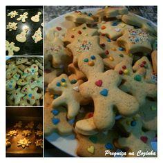 Preguiça na Cozinha: Sobremesas - Biscoitos e bolachas