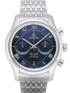 Omega De Ville Co-Axial 431.10.42.51.03.001 Chronograph