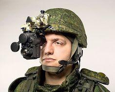 Западные специалисты признали шлем из Ратника лучшим в мире:)