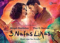 3 Nafas Likas merupakan film yang menceritakan perjuangan salah satu pahlawan nasional dari tanah karo Letjend Jamin Ginting, yang sekarang menjadi nama salah s