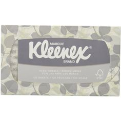 KLEENEX Pop-Up Box Hand Towels, Paper, 9 x 10-1/2, 120/pack ❤ liked on Polyvore featuring home, bed & bath, bath, bath towels, paper hand towels, bathroom paper hand towels, kleenex and kleenex hand towels