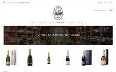 Web Design for Leonardi Dolciumi