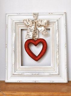 love notes valentine tree {valentine's craft} | Little Birdie Secrets