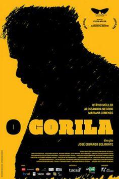 """""""O Gorila"""" (filme nacional - 2015)"""