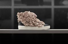 chanel camellia sneakers