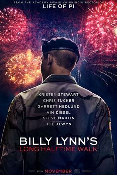 """Billy Lynn's Long Halftime Walk"": Dishonorable Discharge - Movie Review by Michael Berkowitz"