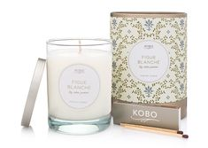 Fig Blanche || The KOBO CANDLES store ||
