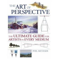Many artists are intimidated by perspective. However, creating an illusion of depth in your work is actually far easier than colour or design when explained correctly. This book helps readers learn how to create perspective on a flat surface using a variety of mediums. It covers the theory behind perspective and introduces various subjects.