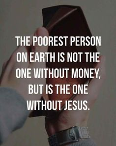 This is true! My parents are living examples of this, financial adversity, death and sickness...their love for God and each other is not dependent on circumstances. My number 1 goal in life is to have a faith and marriage like them.