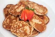 Who doesn't love a good stack of hot pancakes in the morning