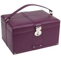 Jewelry Box by St. Tropex Lg. Jewelry Case seen on Fab.com