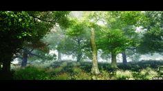 Deep Forest by gmlabartandsounds