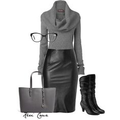 """She's a professional"" by keri-cruz on Polyvore"