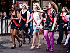 Will you be taking part in any of these Stag and Hen Do trends in 2016?