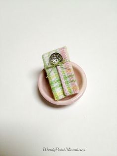 Custom Tea Towel Sets with Large Kitchen Utensils by WindyPointMiniatures