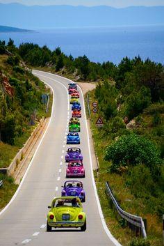 volkswagen beetle classic cars for sale My Dream Car, Dream Cars, Van Vw, Vw Cabrio, Kdf Wagen, Vw Vintage, Cute Cars, World Of Color, Vw Beetles