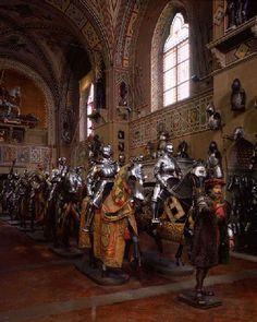 Museo Sibbert, Florencia, Italia.