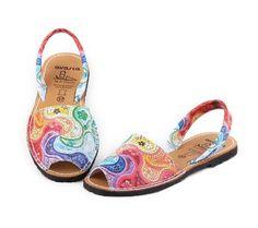 Sandale AVARCA din piele naturala, model VERANO