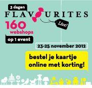 MamaMarketing is ook te vinden op Flavourites Live.