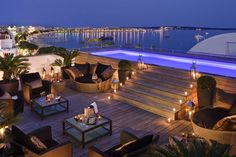 Hotel Majestic Barriere : Cannes, Francia : Leading Hotels of the World