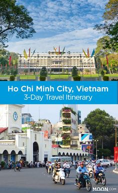As one of Vietnam's younger cities, Ho Chi Minh City has infectious energy. When experienced like a local, this massive, fast-paced behemoth is a wonderful place. Plan for three action-packed days around town, whizzing past the city's sights and enjoying all the sounds, smells, and vibrancy of life in Vietnam's largest metropolis. #vietnam #hochiminhcity #travel