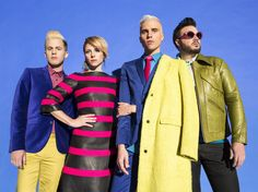 Neon Trees, The Mormon Band Who Made It Big, On Honesty : NPR