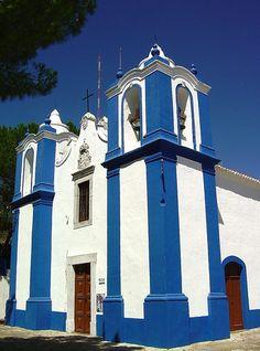 Igreja Matriz de Ourique - Portugal