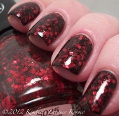 Kimber's Lacquer Korner: Spoiled by Wet N Wild: Ants In My Pants!